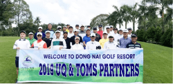 UQ& TOMS PARTNER GOLF TOURNAMENT